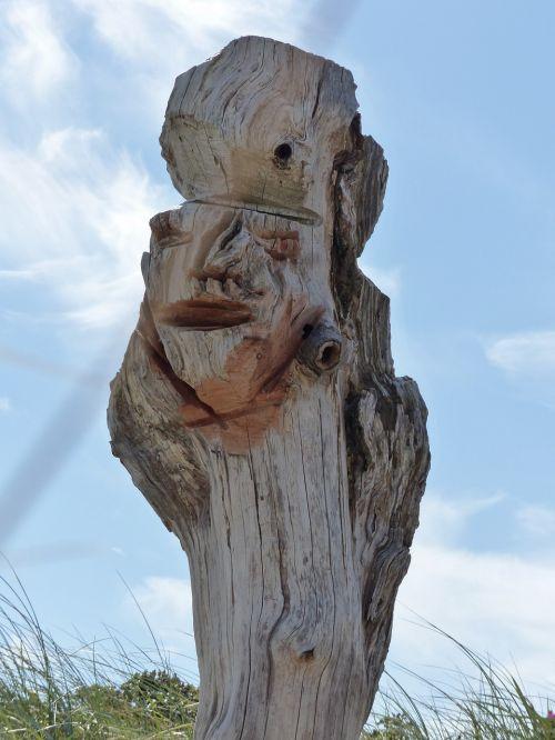 wood art sylt