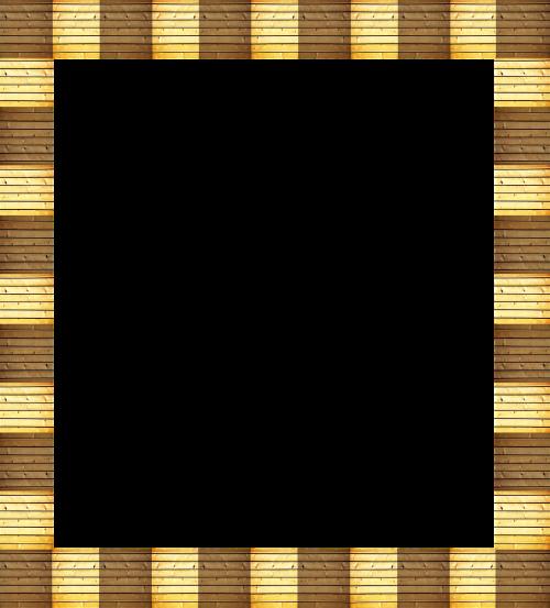 wood texture frame