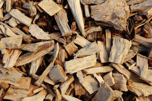 wood mulch bark