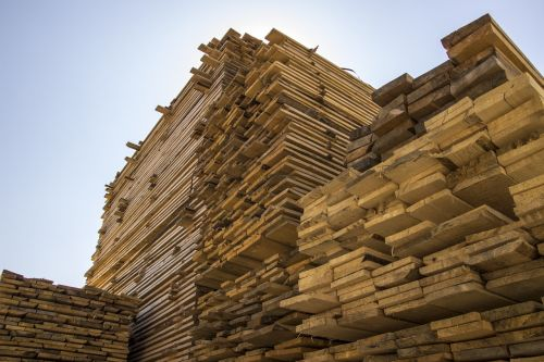 wood wooden planks stacked wood