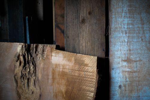 wood lumber planks