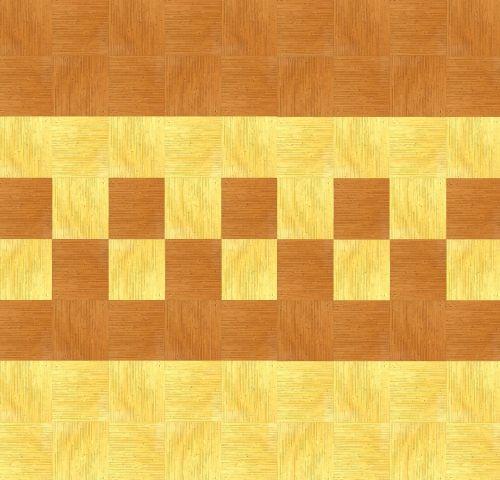 wood pattern two-tone