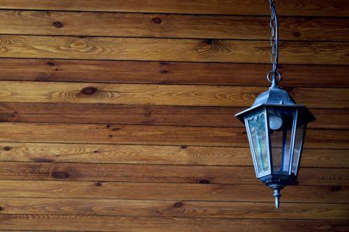 tree lamp house