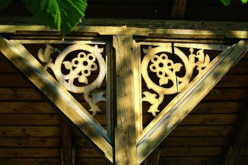 wood carving holzfigur
