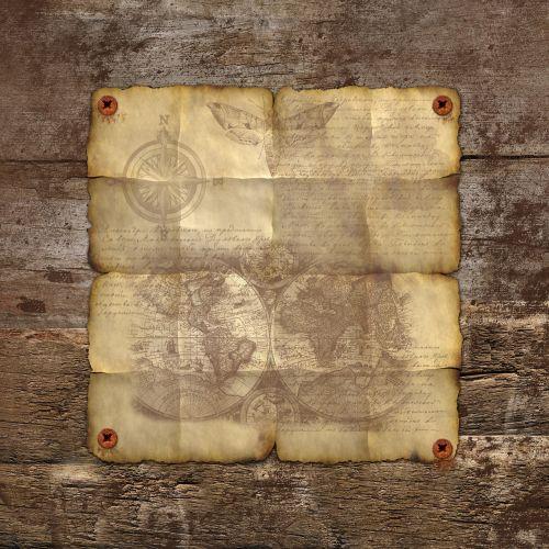 wood rust metal rust