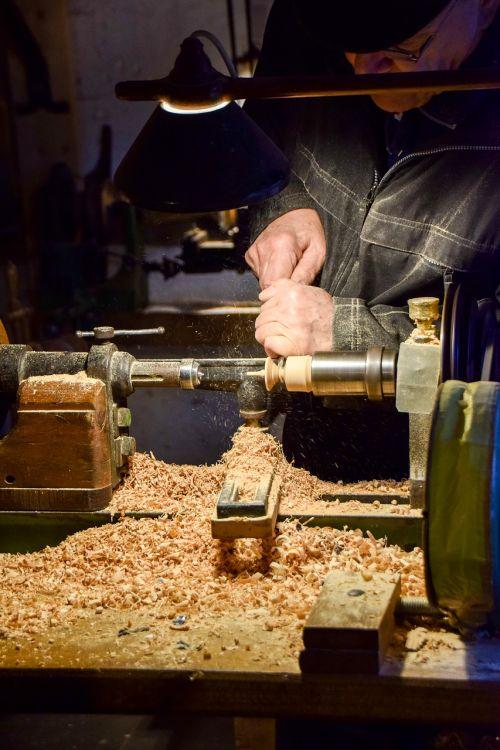 wood drechsler craft