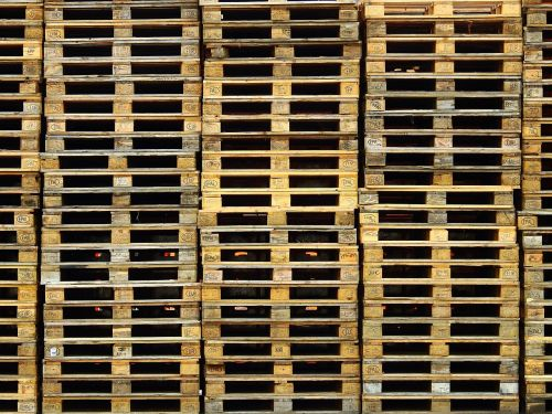 wood pallets industry
