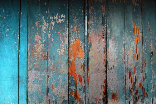 mediena,spalvos,mėlynas,kontrastas,fonas,dėvėti,tapetai,fono paveikslėlis,senas,dėvėti,stalai,siena
