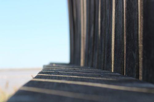 wood shadow contrast