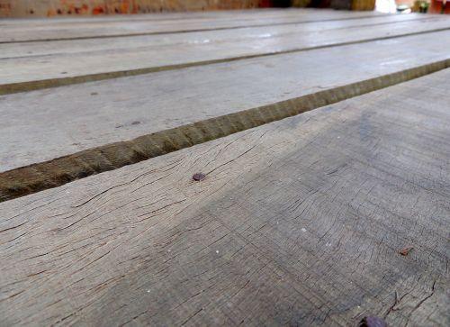 wood floor tablado
