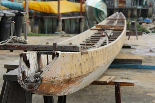 wood boat custom made boat