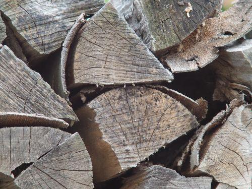 wood pile of wood firewood