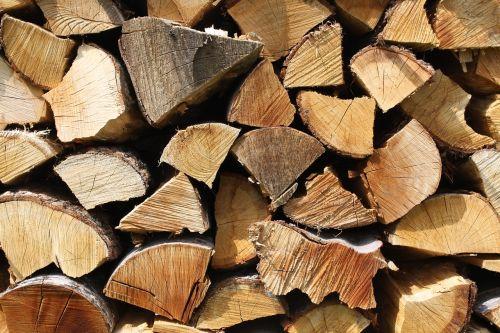 wood brown logs