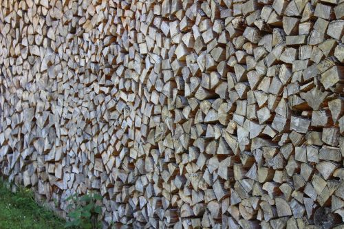 wood dry stock