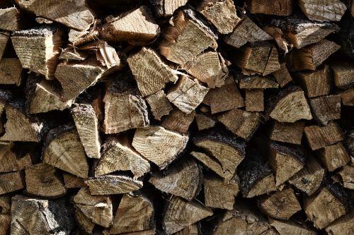 wood firewood fire