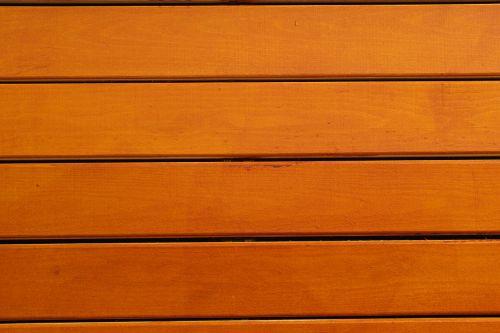 wood wall yellow