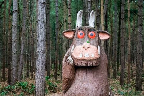 wood,tree,nature,outdoors,park,gruffalo,forest