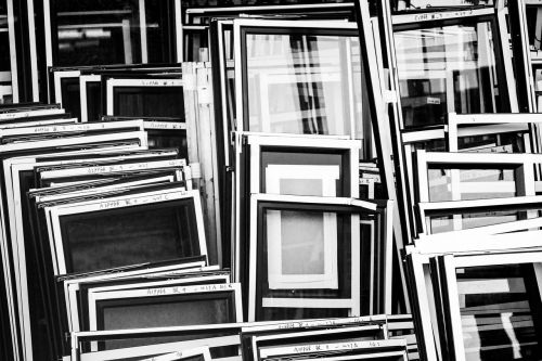 wood picture frame photo frame