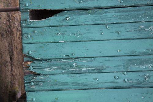 wood wall old