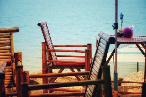 wood  chair  waters