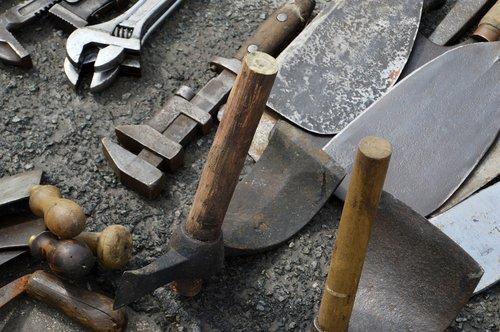wood  tool  steel