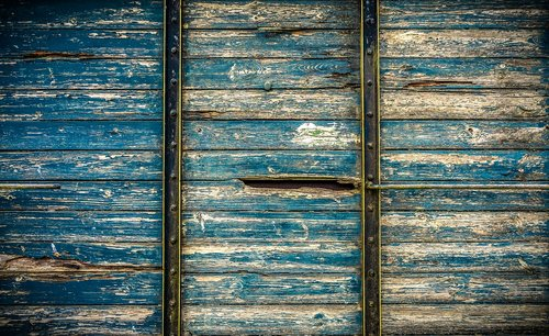 wood  wall boards  weathered
