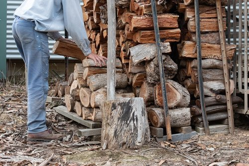 wood  wood pile  firewood