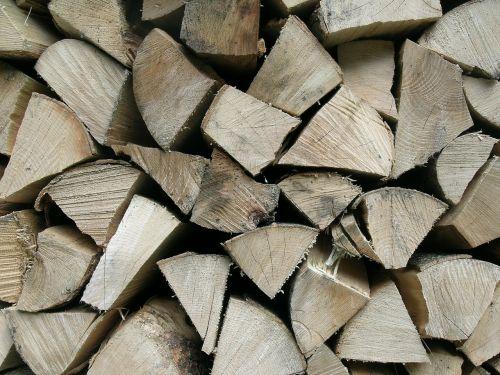 wood firewood lumber