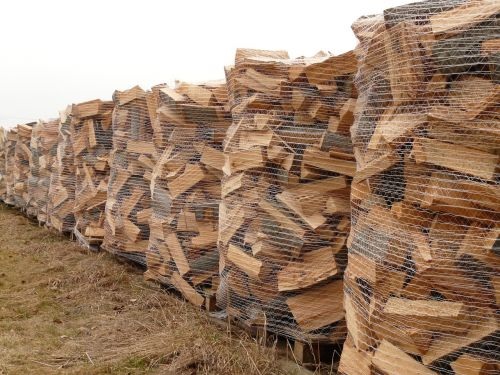 wood firewood stack firewood