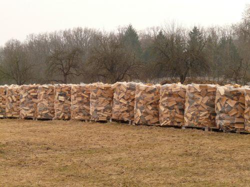 wood firewood stack firewood