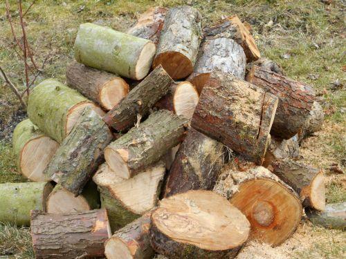 wood holzstapel like