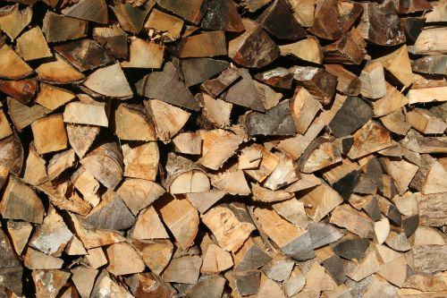 wood firewood growing stock