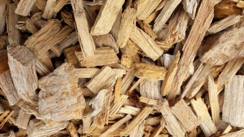 wood chips chips wood