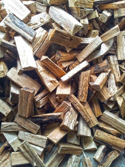 wood cutting oven beech