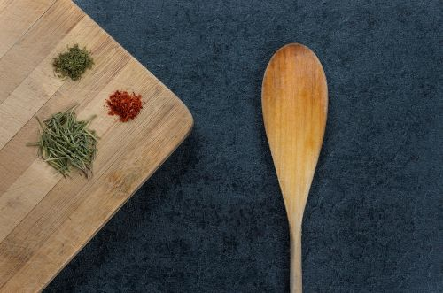 wood-fibre boards chopping board kitchen