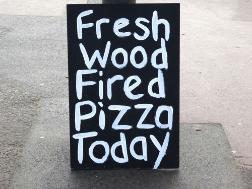 Wood Fired Pizza Board