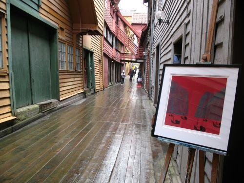 wood street city bergen