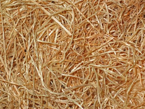 wood wool wood near natural