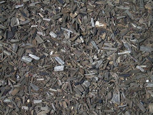 woodchip  bark  wood