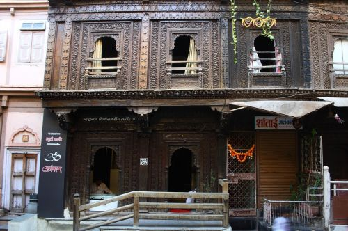 wooden house heritage