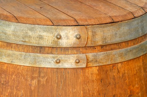 wooden barrels  wine barrel  barrel