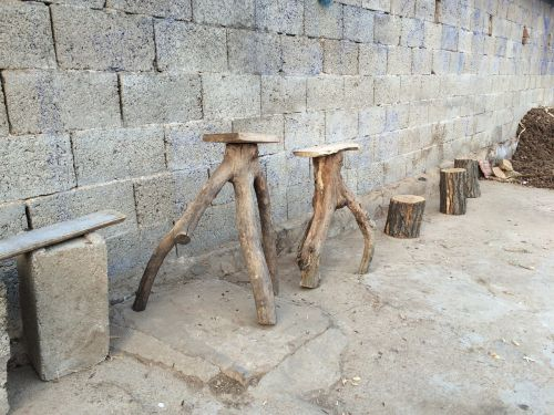 wooden chairs handmade simple