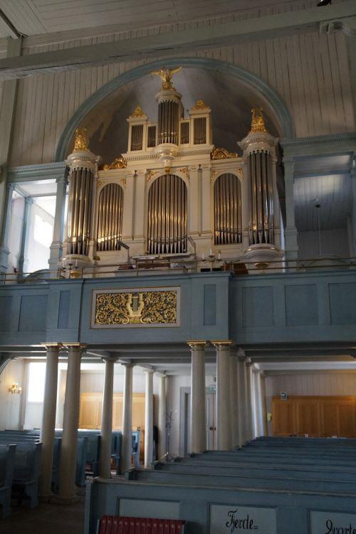 wooden church organ church organ