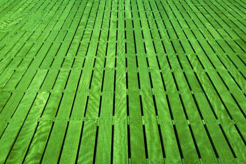 Wooden Deck Background