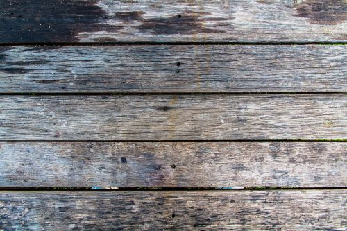 wooden flooring ground the board