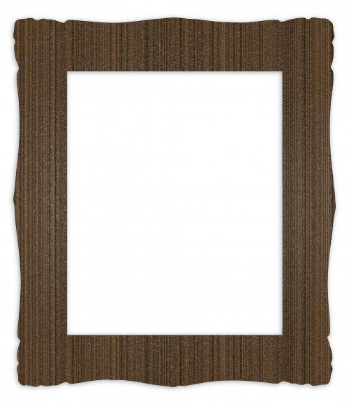 Wooden Frame Vintage Clipart