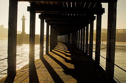 Wooden Pillars