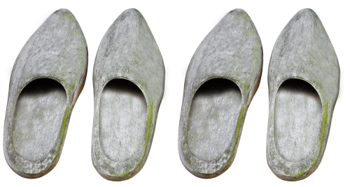 wooden shoes shoes garden shoe