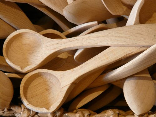 wooden spoon trowel creator