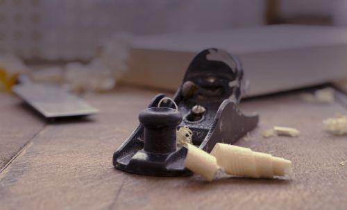 woodworking shavings planer